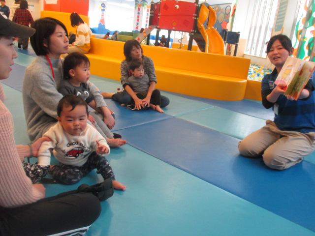 1月31日 赤ちゃんの日イベント「物語と楽器」のご報告
