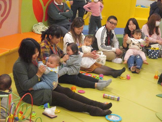 2月28日 赤ちゃんの日イベント「物語と楽器」のご報告