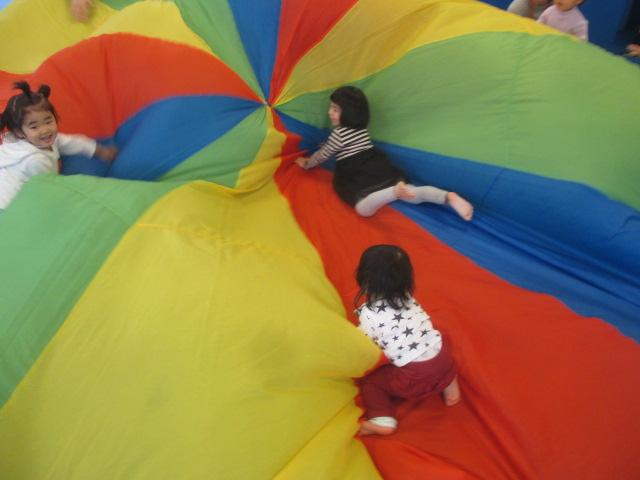 2月5日 赤ちゃんの日イベント「ハイハイレース」のご報告