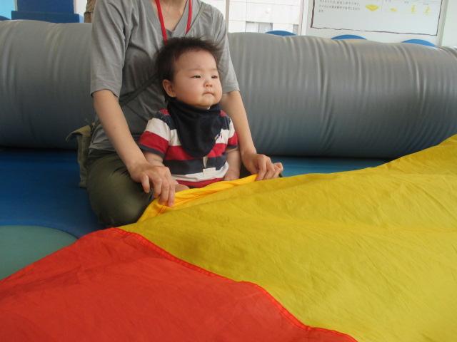 5月30日 赤ちゃんの日イベント「からだあそび」のご報告