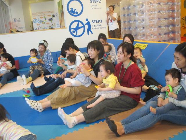 6月13日 赤ちゃんの日イベント「父の日のプレゼント作り」のご報告