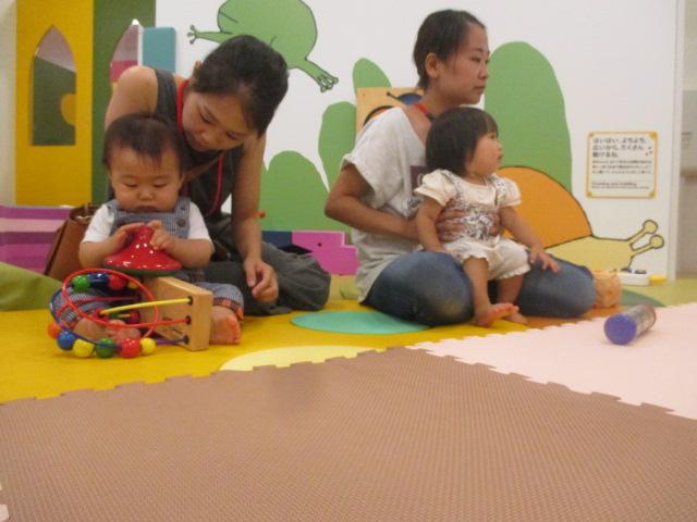 9月12日 赤ちゃんの日「敬老の日イベント」のご報告