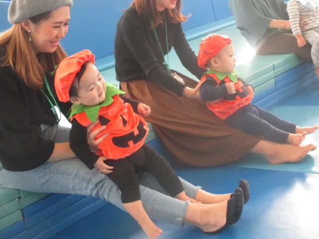 10月31日 赤ちゃんの日イベント「パラシュート」のご報告
