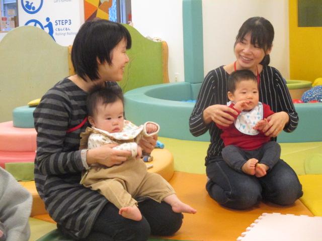 12月26日 赤ちゃんの日イベント「1月カレンダー作り」の報告