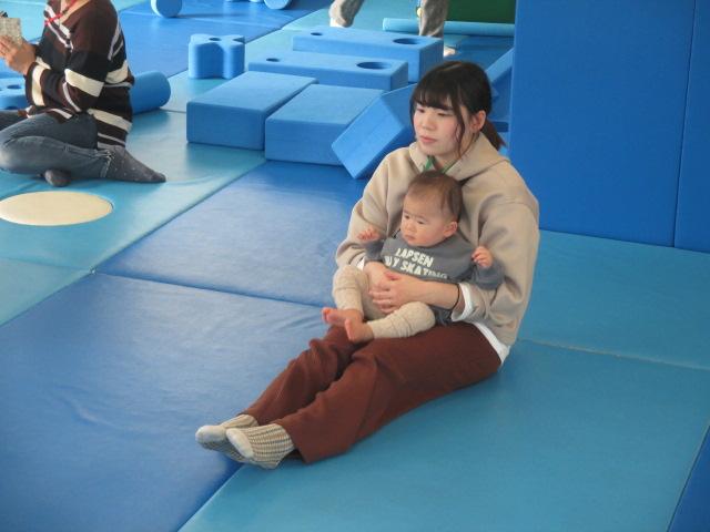 2月6日 赤ちゃんの日イベント「ハイハイレース」のご報告