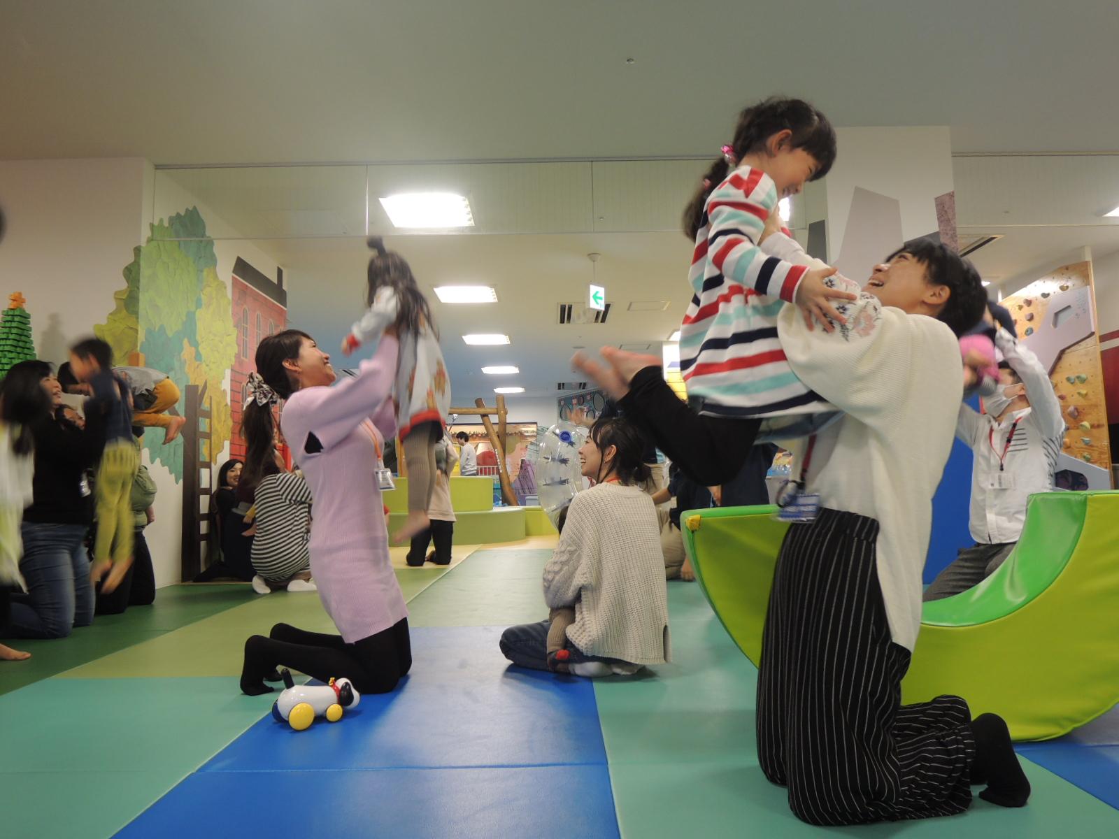 【5/26(土)開催】パパとあそぼう
