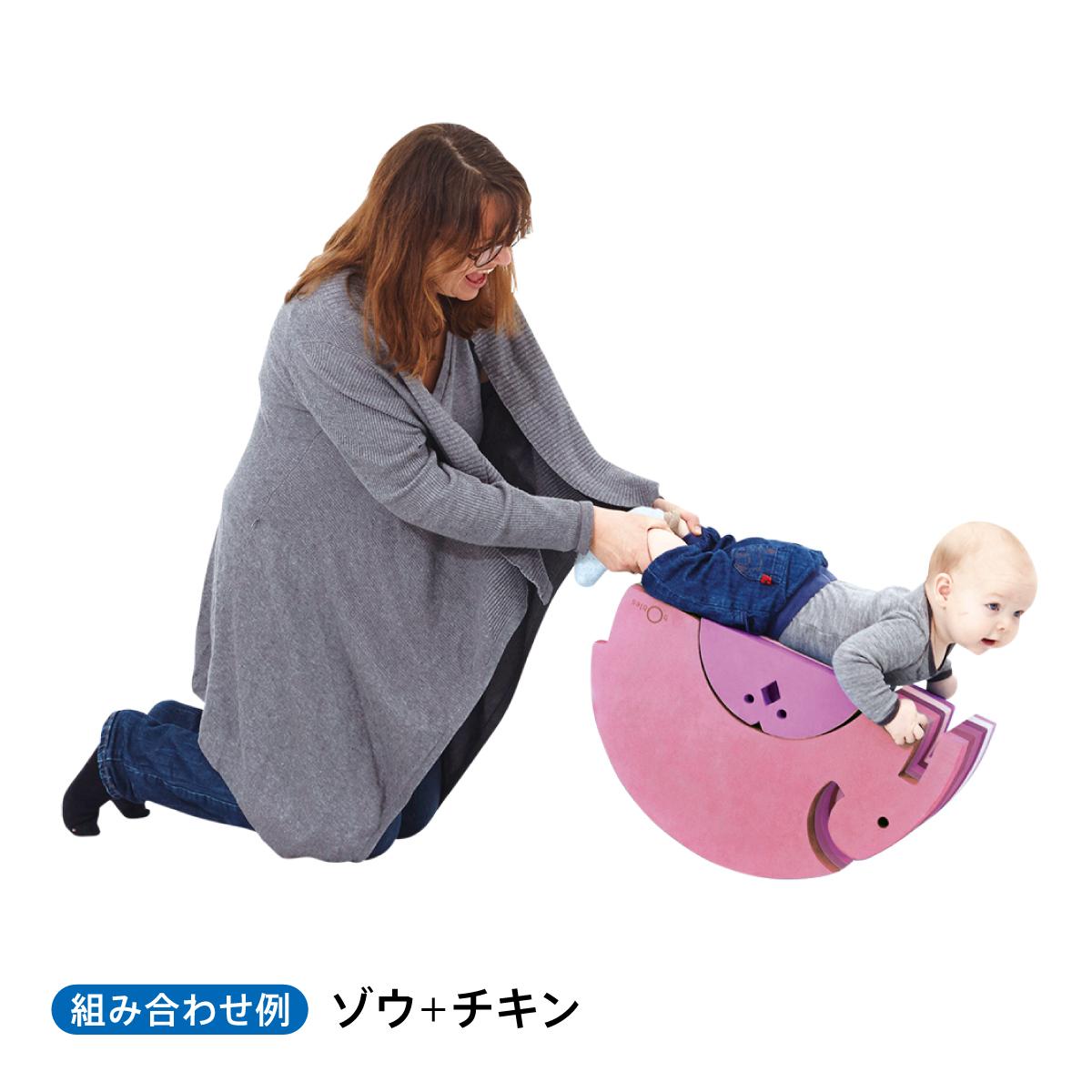 【1/30(木)開催】☆赤ちゃんの日☆からだあそび~ボブルス~