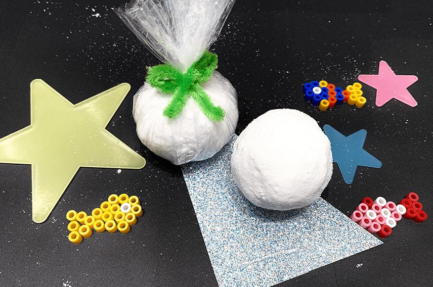 PLAYFULワークショップ【しゅわしゅわボールを作ろう!】