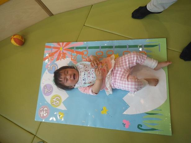 赤ちゃんの日「キドキドお誕生日会」