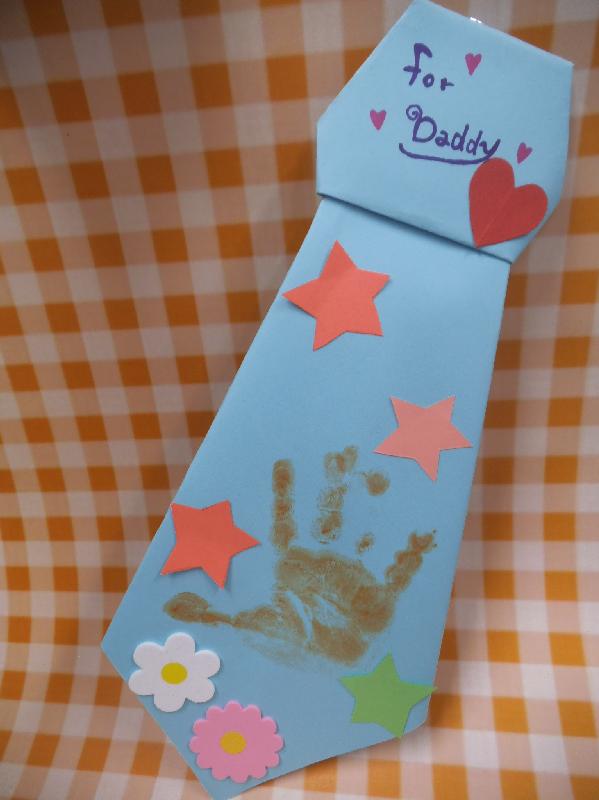 赤ちゃんの日『父の日クラフト』のご案内♪