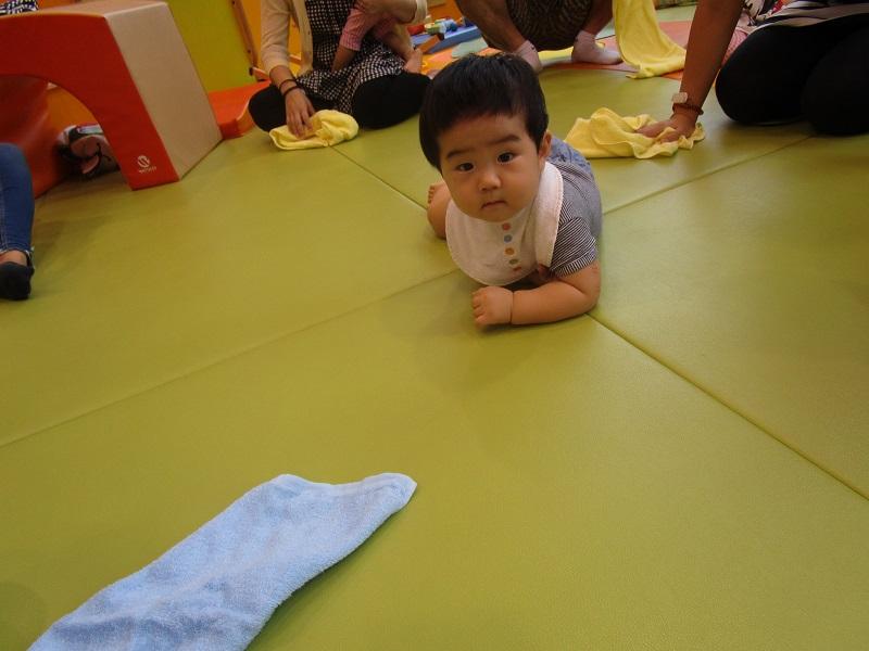 赤ちゃん タオル 4