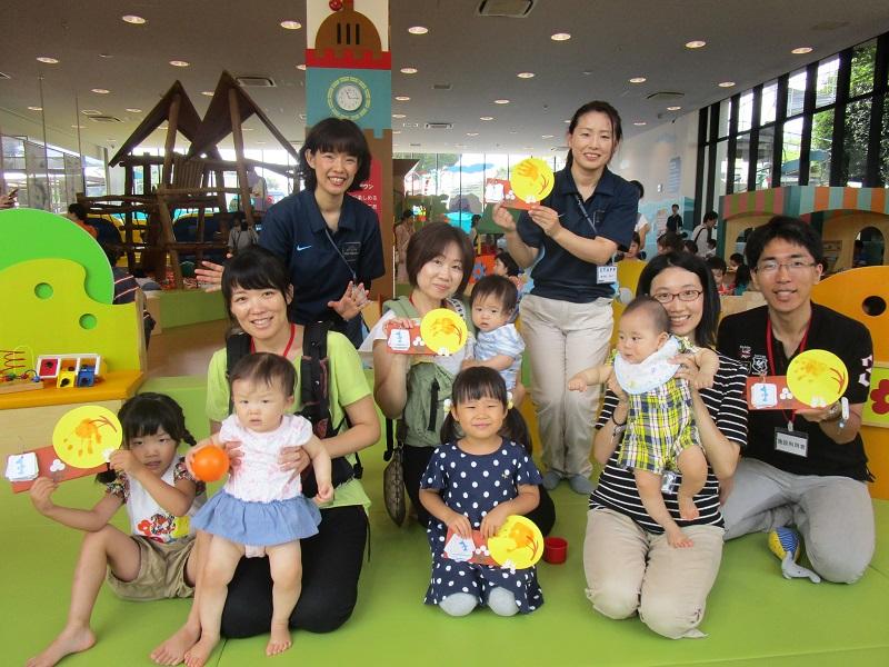 赤ちゃんイベント「カレンダーづくり」