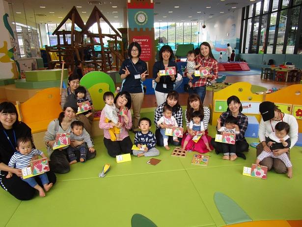 赤ちゃんイベント『カレンダーづくり』