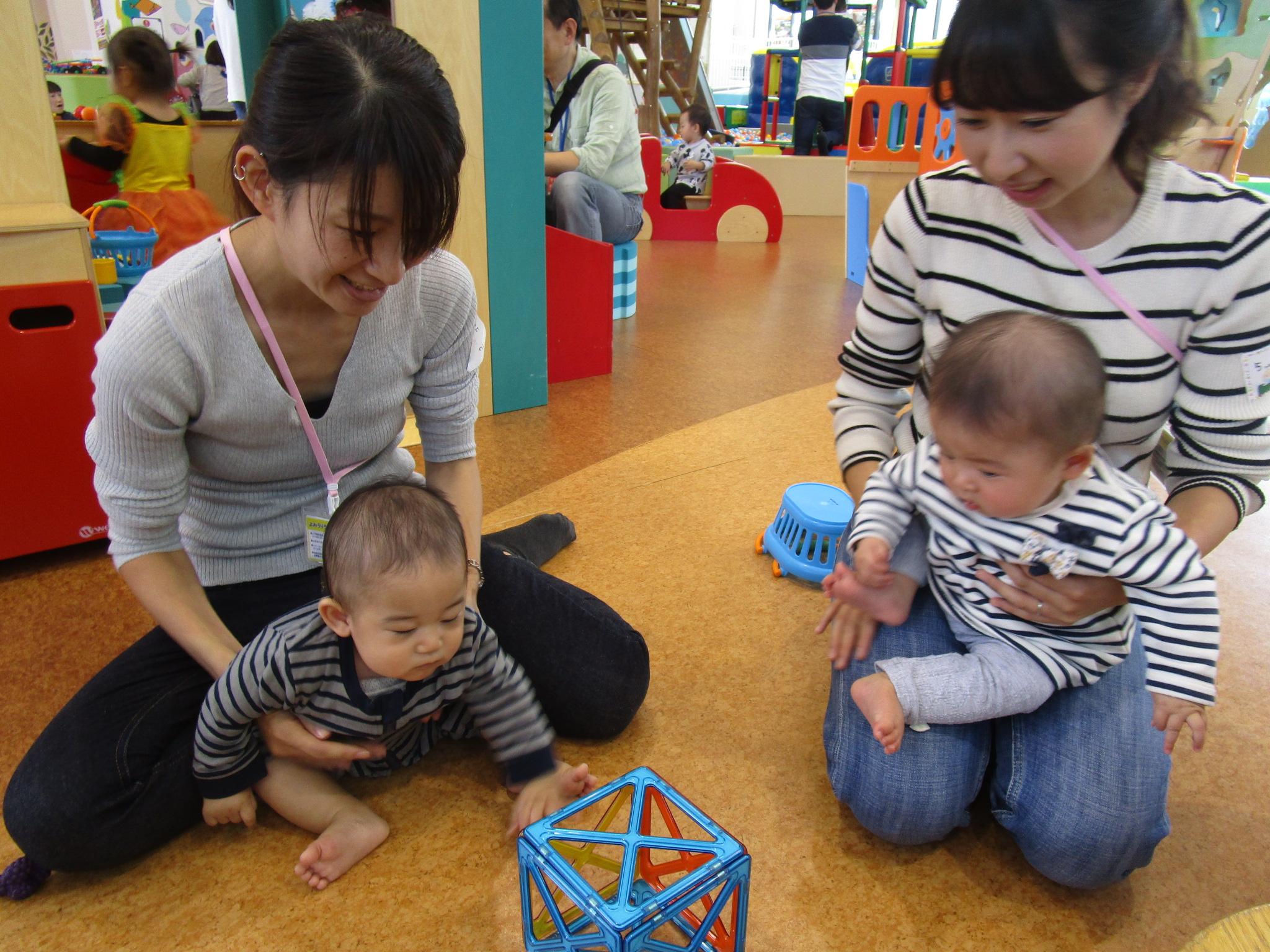 赤ちゃんイベント 『HALF☆BIRTHDAY』