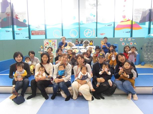 赤ちゃんイベント『ハイハイレース』