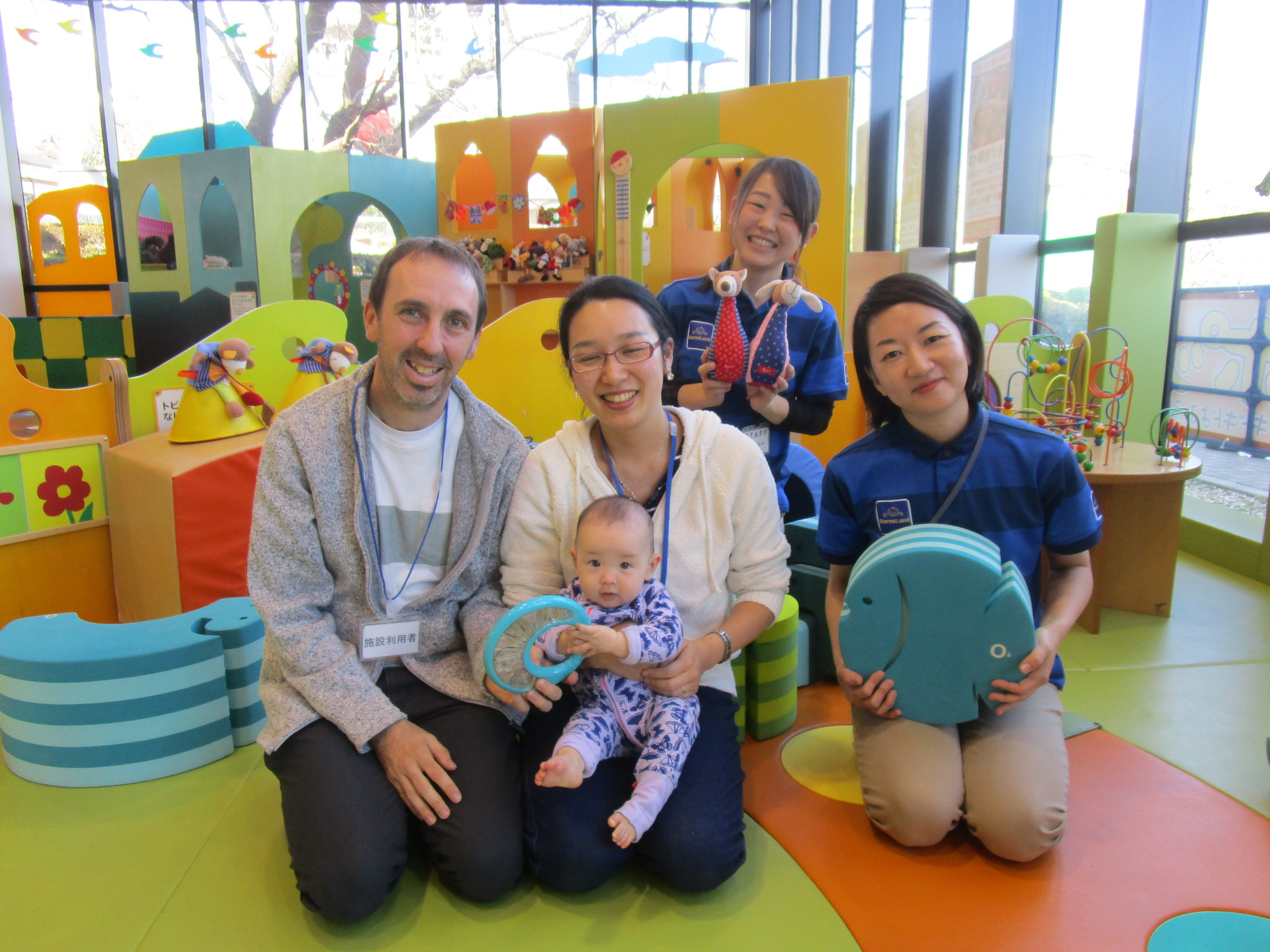 赤ちゃんイベント『ハーフバースデー』