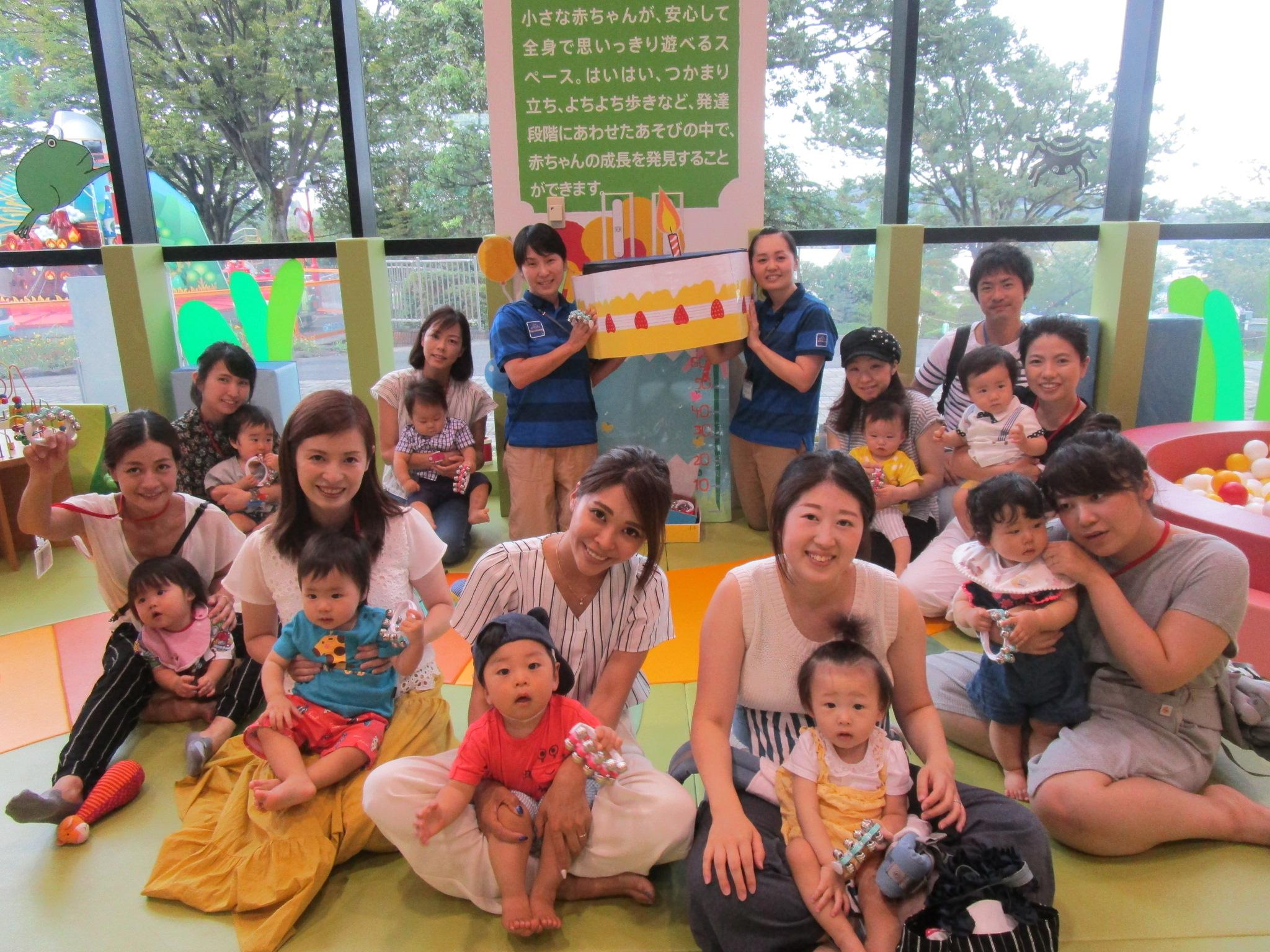 赤ちゃんイベント 『1歳のお誕生日会』/『ハイハイレース』/『サプライズイベント』