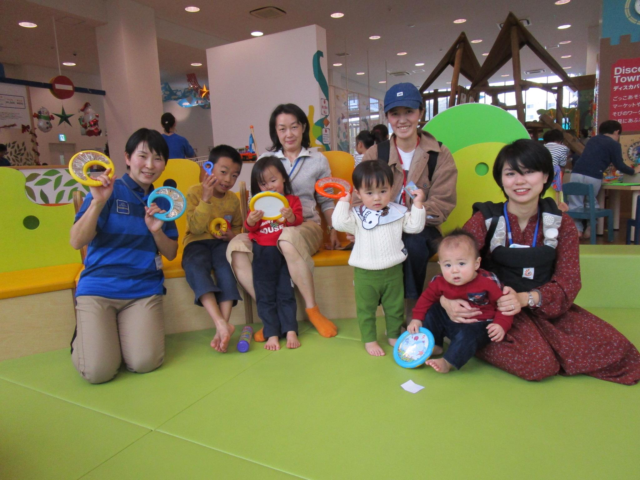 赤ちゃんイベント ♪12月2日~7日♪