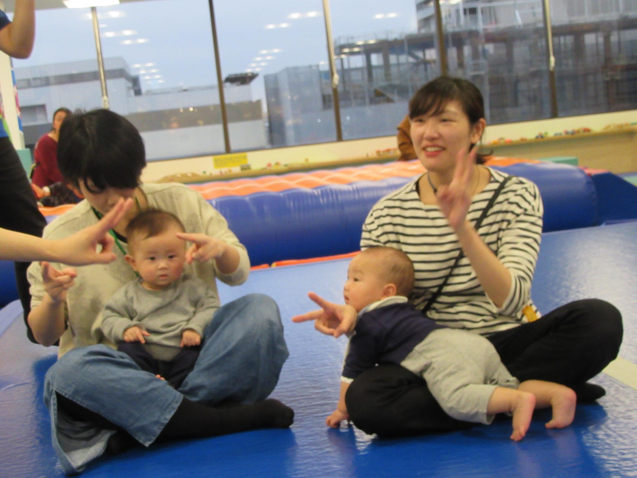 ☆赤ちゃんの日イベント☆
