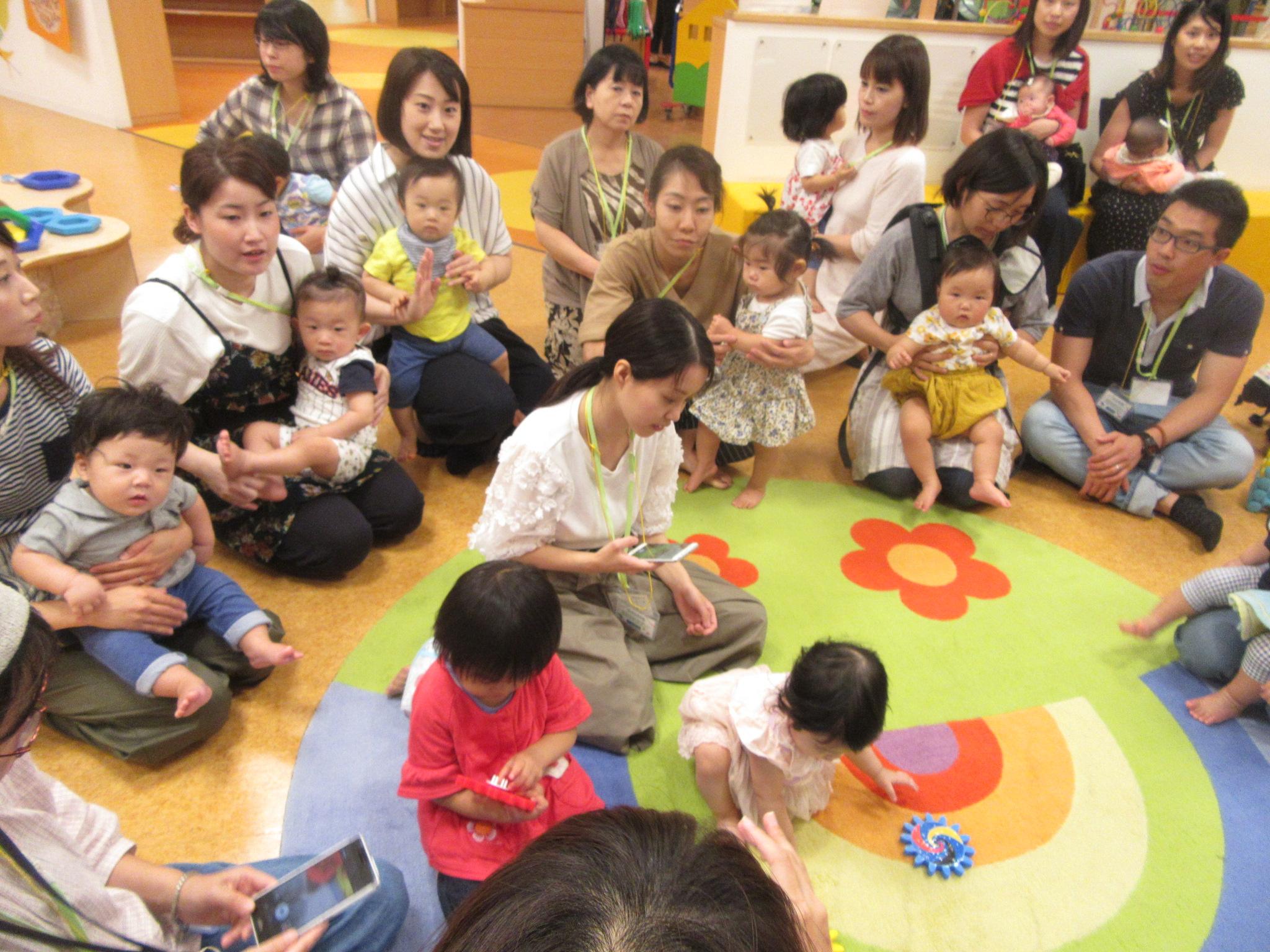 【赤ちゃんの日 】キドキドツアー