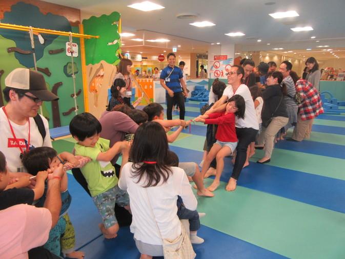 PLAYFUL スポーツチャレンジ(ハードル走)