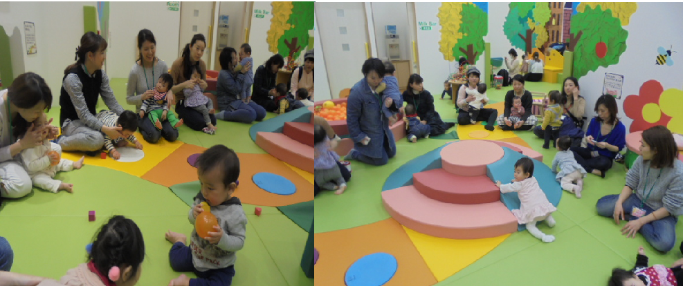 2月25日(木)赤ちゃんの日のイベント