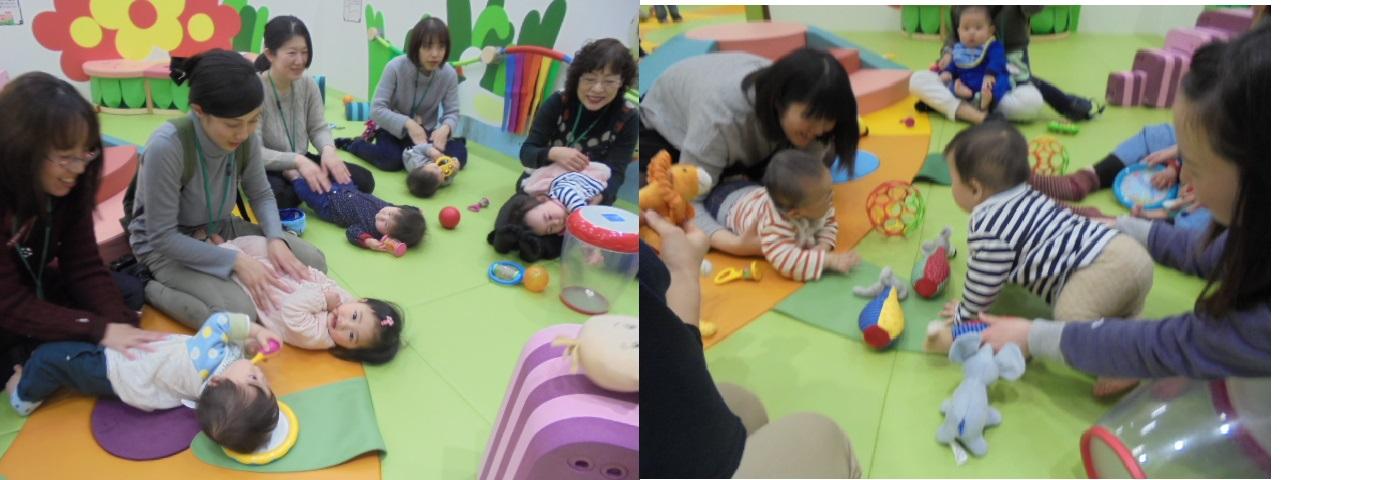2月の赤ちゃんのイベント、途中経過!