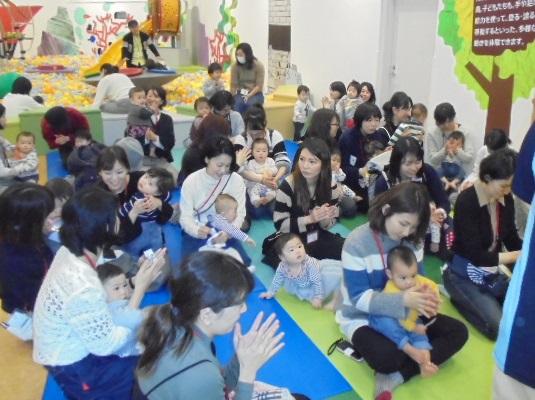 2月14日、16日 赤ちゃんの日イベント