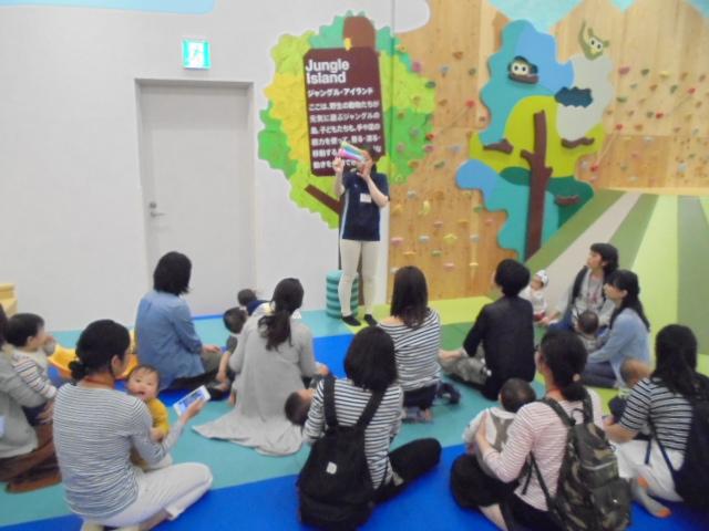 4月18日 赤ちゃんイベント(ハイハイレース) 報告