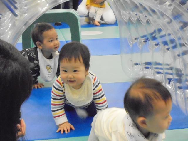 8月29日(火 )開催!赤ちゃんの日★「ハイハイレース!」