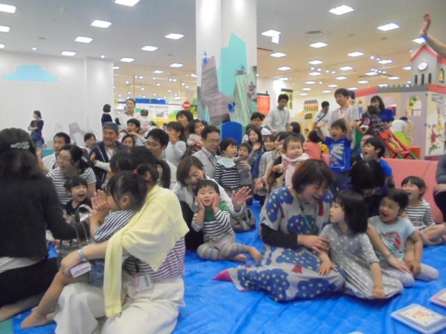 5月13日(土)・14日(日)開催 母の日イベント報告