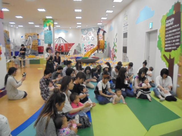5月16日・5月18日 赤ちゃんイベント(ハイハイレース) 報告