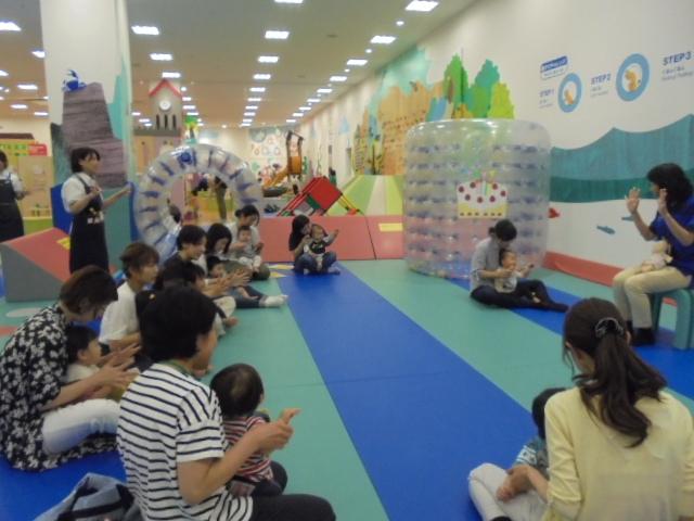 6月6日赤ちゃんの日イベント報告