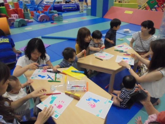 7月15日赤ちゃんの日イベントご報告