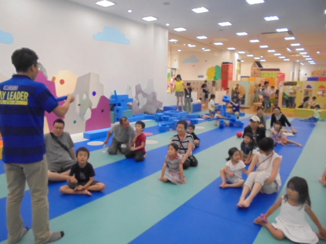 7月22日(土) 父子イベントご報告
