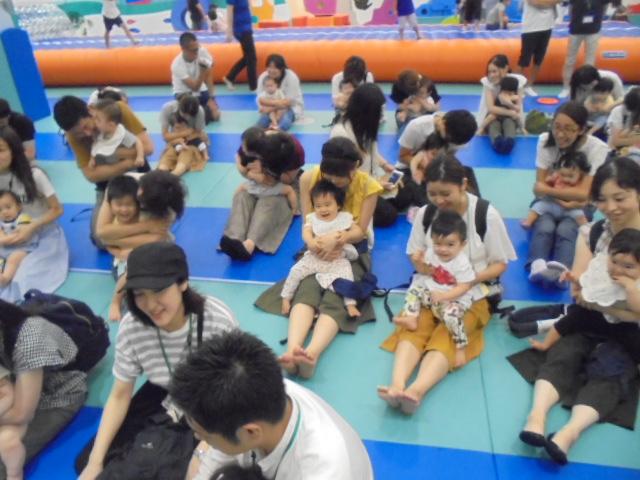 8月29日赤ちゃんの日イベントご報告