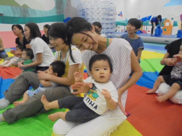 9月12日、14日 赤ちゃんの日イベントご報告