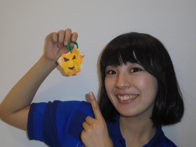 10月26日(木)開催!赤ちゃんの日★かぼちゃ作り製作