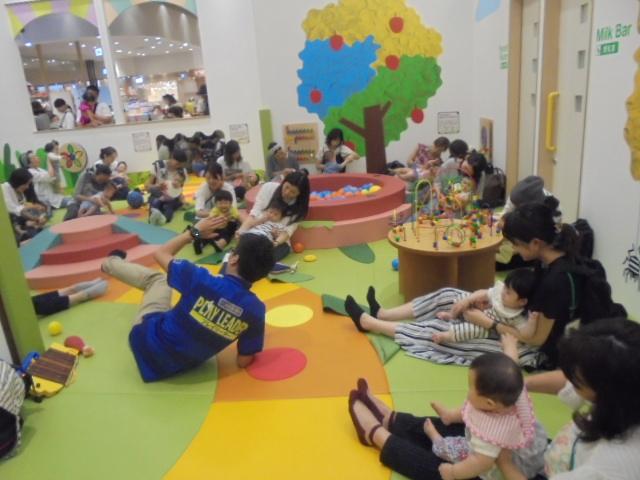 10月10日、12日 赤ちゃんの日イベントご報告