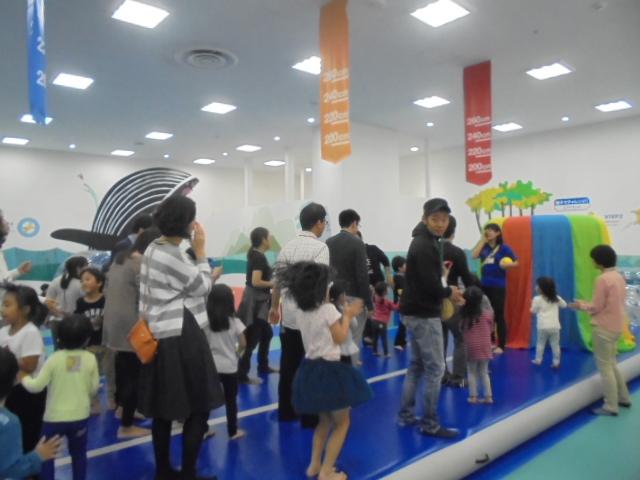 10月14日(土)・15日(日)キドキド★アスリート・チャレンジイベント