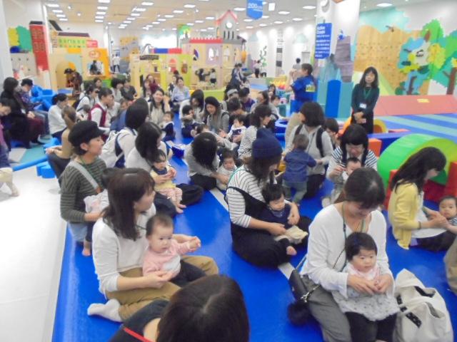 10月17日、19日 赤ちゃんの日イベントご報告