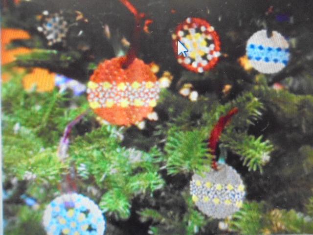 12月17日(日)開催☆クリスマスハマビーズイベント