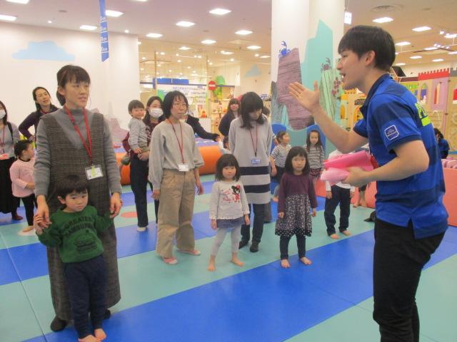 2月19日(月) 幼児向けイベントのご報告