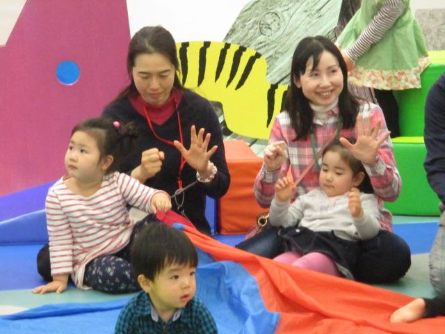 3月12日(月)幼児向けイベントのご報告☆