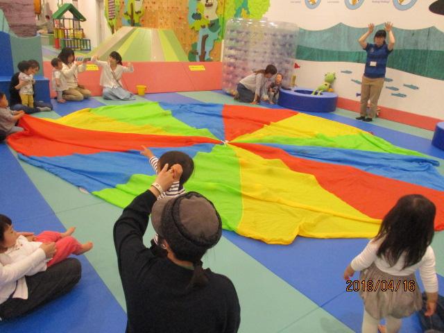 4月16日(月)☆幼児向けイベント報告☆
