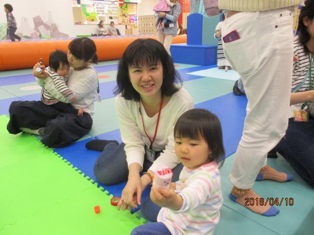 4月10日(火)・12日(木)赤ちゃんの日の報告