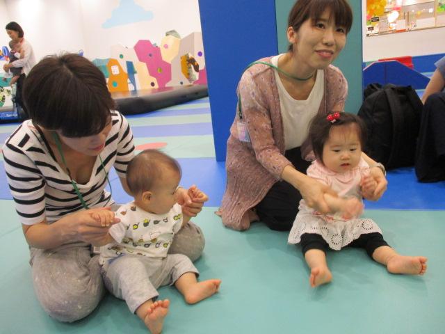 9月13日(木)赤ちゃんの日の報告