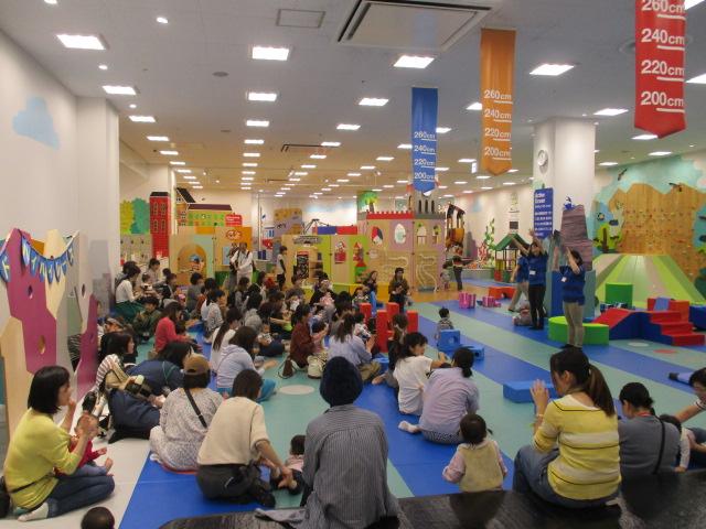 10月18日☆赤ちゃんの日イベント★ハイハイレースのご報告