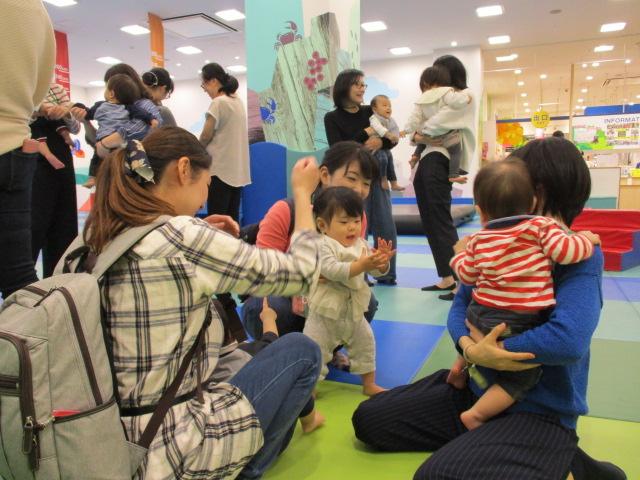 10月25日(木)赤ちゃんの日イベント★キドキドツアーのご報告