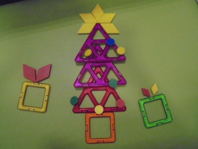 クリスマスプレイタイム
